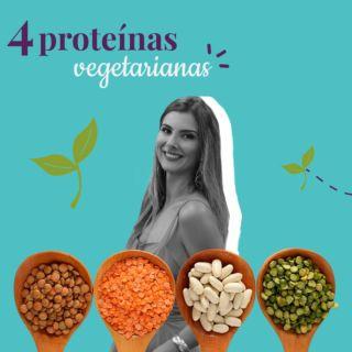 Quer aumentar o aporte proteico da sua alimentação de maneira sustentável e saudável?  Selecionei algumas excelentes opções fontes de proteínas vegetais que podem contribuir para aumentar a densidade nutricional da sua dieta de maneira equilibrada, saudável e deliciosa, além de beneficiar o meio ambiente, é claro! ;)
